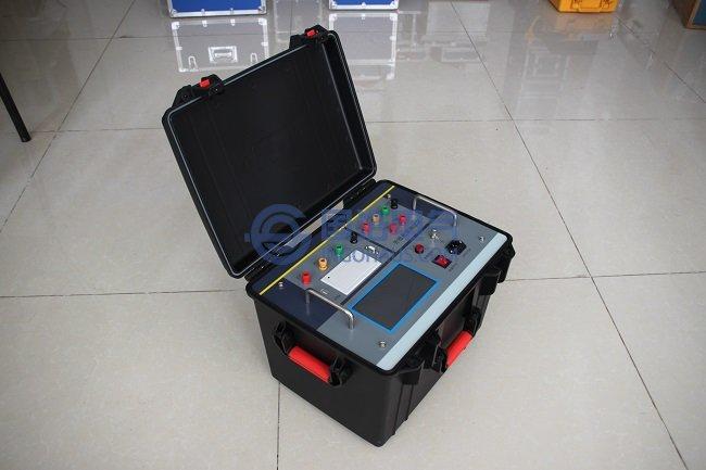 GHGR910大型地网接地电阻测试仪实拍